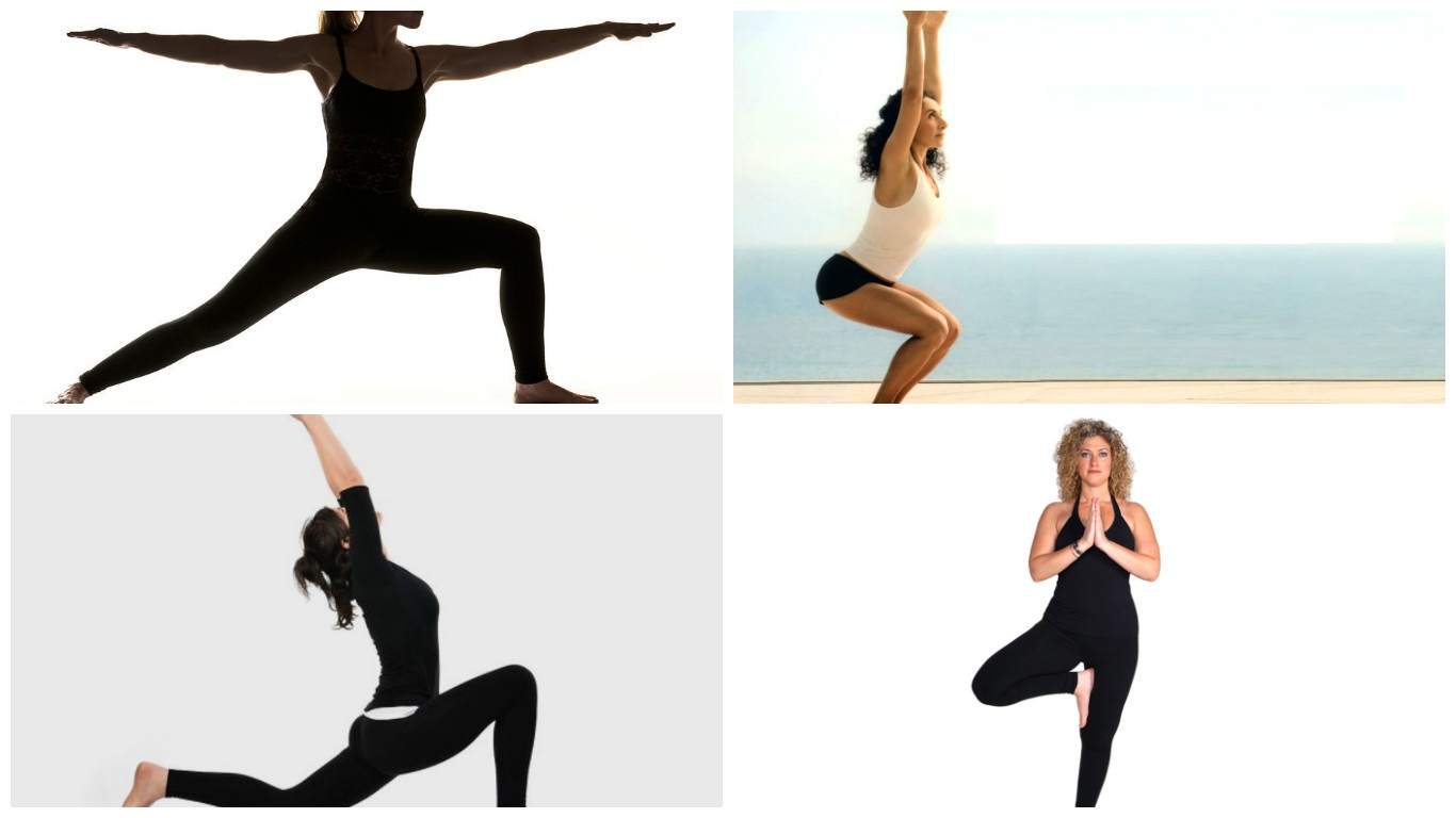 Align with the Divine Asanas for Weight loss
