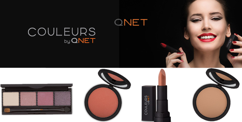 Couleurs: Revolutionary Range of Cosmetics