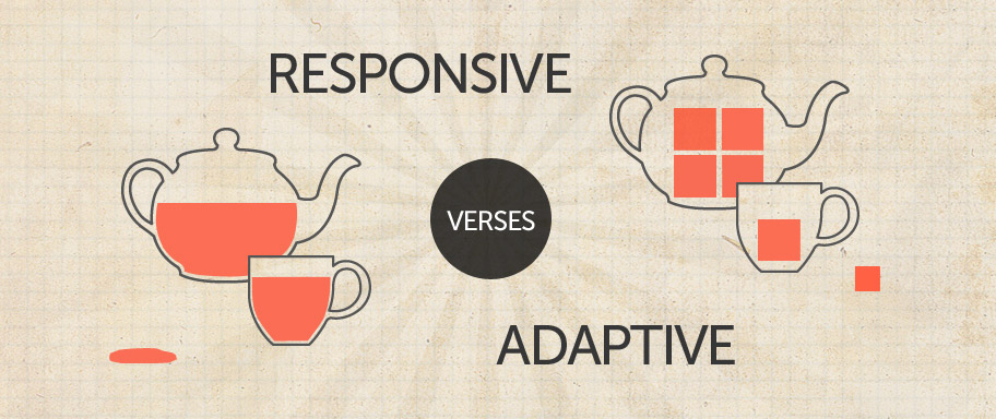 Adaptive Design vs. Responsive Design