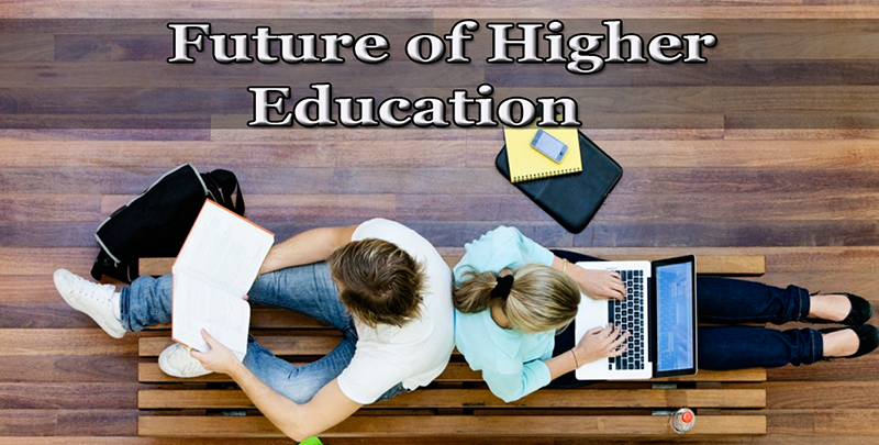 Future Of Higher Education In India