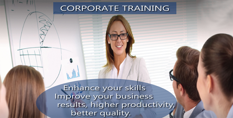 WHY CORPORATE TRAINING IS IMPORTANT FOR EMPLOYEES AND ORGANIZATION ?
