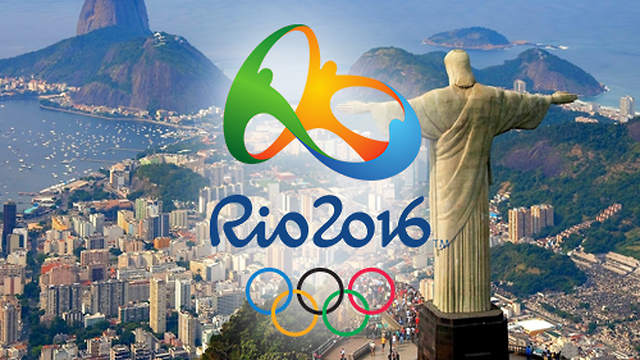 Time to enjoy Rio Olympic.